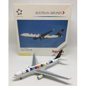 Herpa A330-200 AUSTRIAN Star Alliance (original) OE-LAO 1:400**O/P**
