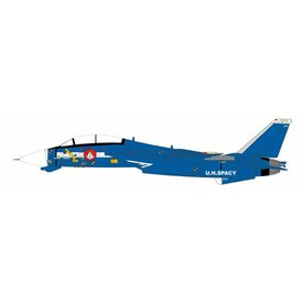Calibre Wings F14A UN Spacy Max Type Robotech blue 1:72++NSI++s/o only++
