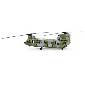 Forces of Valor CH47D Chinook Republic of Korea Army 861654 1:72 with stand