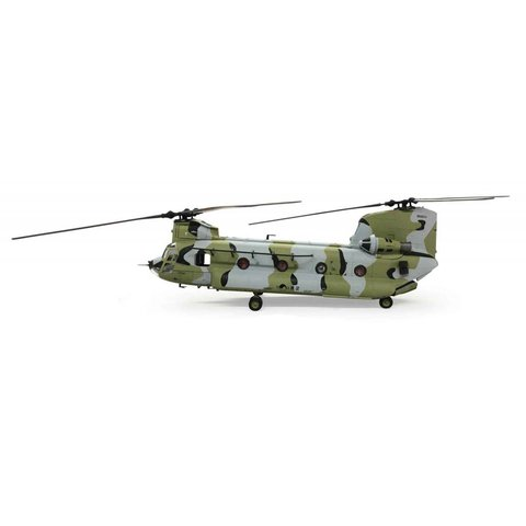CH47D Chinook Republic of Korea Army 861654 1:72 with stand