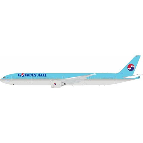 B777-300ER Korean Air HL7203 1:200 with Stand