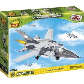 Cobi Tornado Jet Fighter Small Army Cobi (200 pieces)
