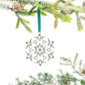 Boeing Store 2018 Jetflake Flat Ornament