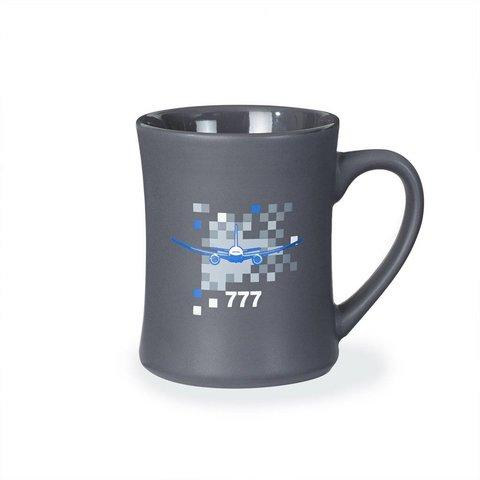 Mug 777 Pixel Graphic