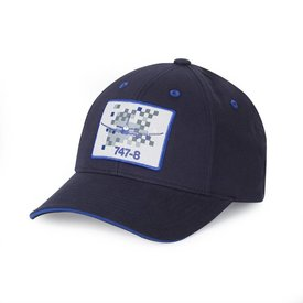 Boeing Store 747-8 Pixel Graphic Hat