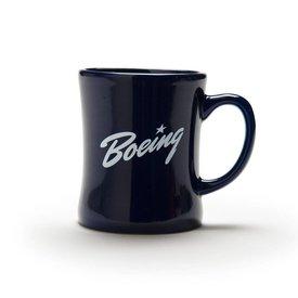 Boeing Store Boeing Heritage Blue Mug