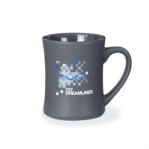 Boeing Store 787 Dreamliner Pixel Graphic Mug