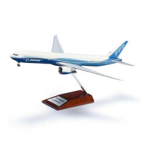 B777-300ER BOEING HOUSE COLOURS 1:200 scale