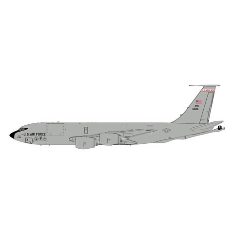 KC135R USAF Alabama ANG 80106 1:200 with stand