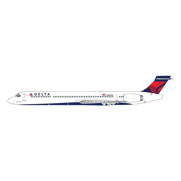 Gemini Jets MD90 Delta 2007 livery N904DA 1:400 (4th release)