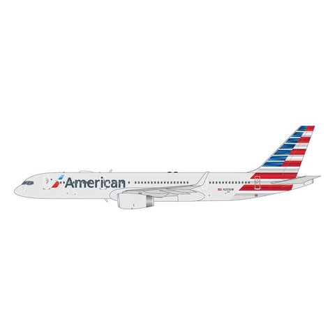 B757-200W American New Livery 2013 1:400 2nd release
