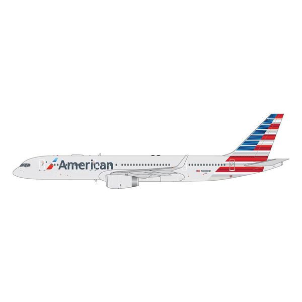 Gemini Jets B757-200W American New Livery 2013 1:400 2nd release
