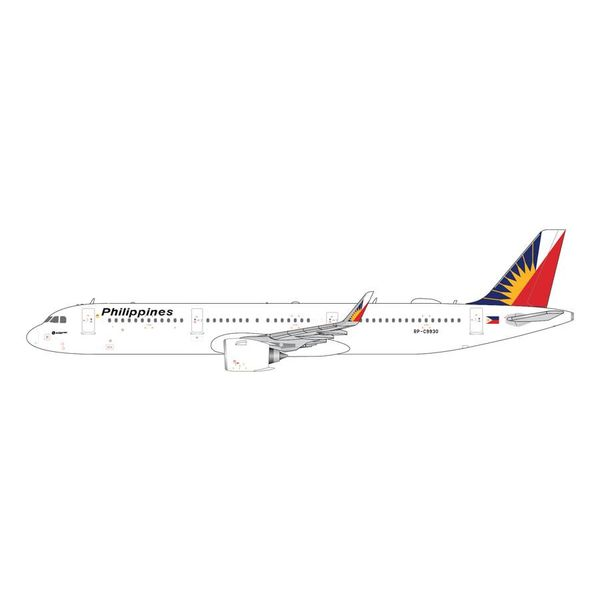 Gemini Jets A321neo Philippine Airlines RP-C9930 1:400