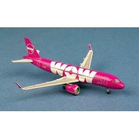 AeroClassics A320neo WOW Air TF-NEO 1:400