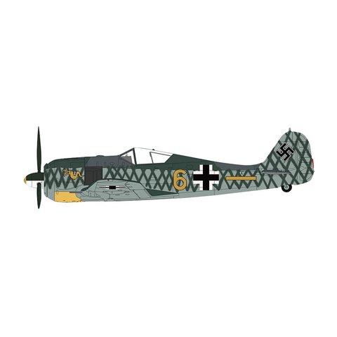 FW190A4 6./JG 1 Woensdrechtfield Holland Oct 1942 1:48