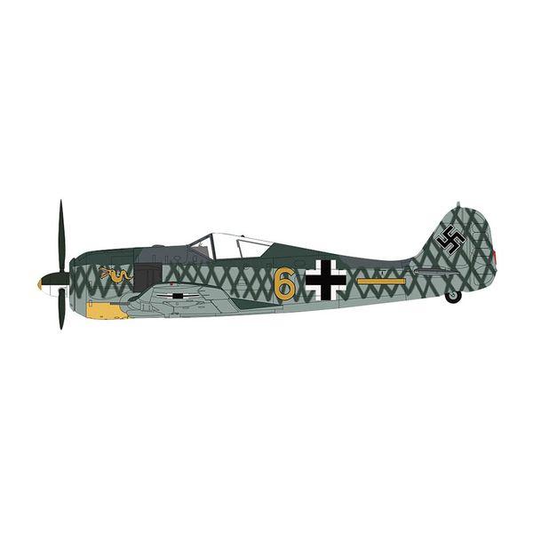 Hobby Master FW190A4 6./JG 1 Woensdrechtfield Holland Oct 1942 1:48