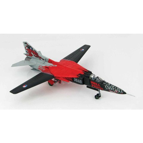 MiG23MF Hell Fighter Czech Republic Air Force 3646 1994 1:72 with stand