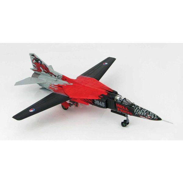 Hobby Master MiG23MF Hell Fighter Czech Republic Air Force 3646 1994 1:72 with stand