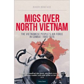 Crecy Publishing MiGs over North Vietnam: Vietnamese People's Air Force in Combat softcover
