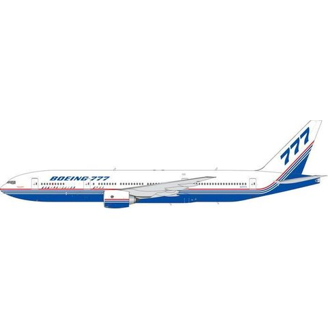 B777-200 Boeing House Livery N7771 first livery 1:400