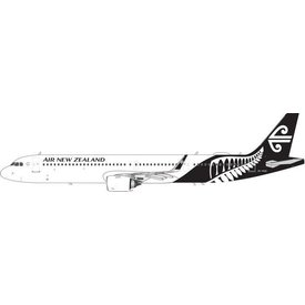Phoenix A321neo Air New Zealand White/Black Tail ZK-NNB 1:400