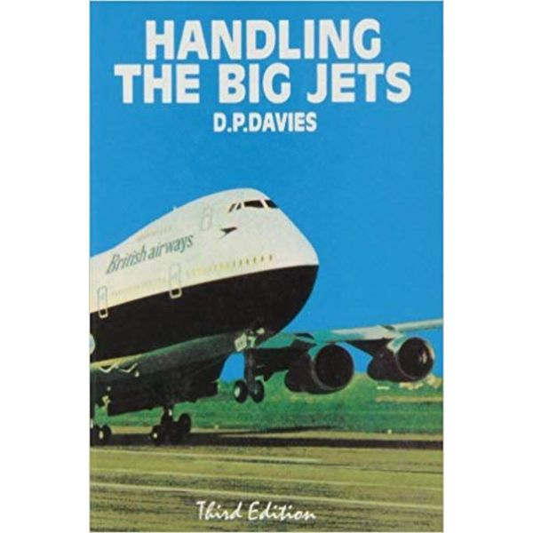 CAA Handling The Big Jets 3e Hardcover