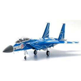 JC Wings F15SG Strike Eagle Republic of Singapore Air Force 50th Anniversary 2018 1:144 with stand