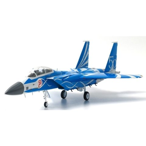 F15SG Strike Eagle Republic of Singapore Air Force 50th Anniversary 2018 1:144 with stand
