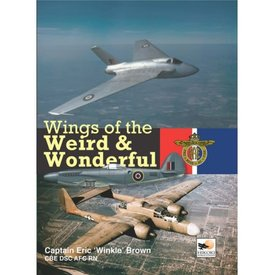 Hikoki Publications Wings of the Weird and Wonderful: RAE aircraft hardcover