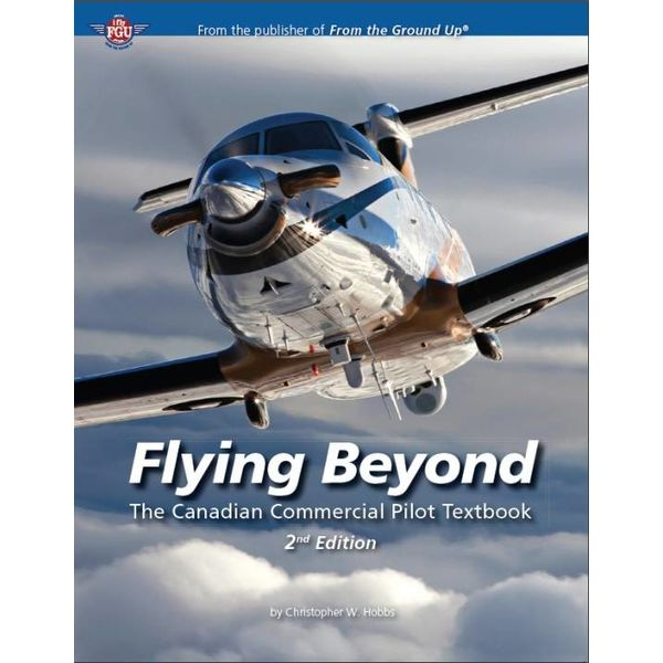 Aviation Publishers Flying Beyond 2nd Edition 2019 softcover
