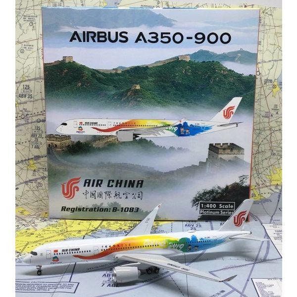 Phoenix A350-900 Air China Expo 2019 Beijing B-1083 1:400