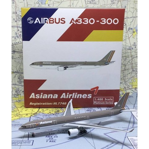 A330-300 Asiana Old Livery HL7746 1:400