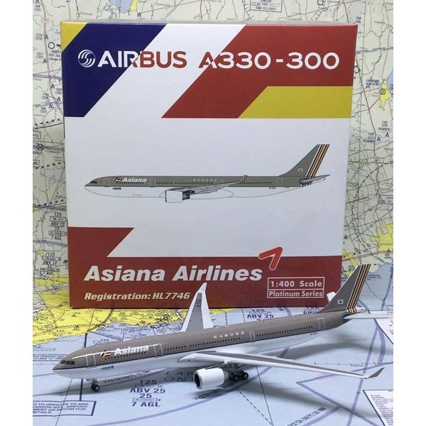 Phoenix A330-300 Asiana Old Livery HL7746 1:400