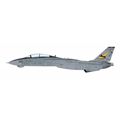 F14A Tomcat  VF21 Freelancers NF-200 CAG USS Independence CVW-5 1994 1:72 with stand