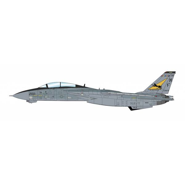 Hobby Master F14A Tomcat  VF21 Freelancers NF-200 CAG USS Independence CVW-5 1994 1:72 with stand
