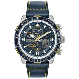 Citizen Promaster Blue Angels Skyhawk A-T (Leather Strap)