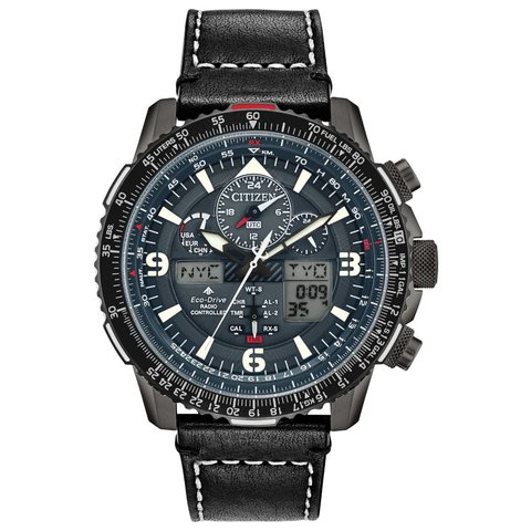 Limited Edition Promaster Skyhawk A-T Black