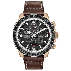 Citizen Limited Edition Promaster Skyhawk A-T Brown