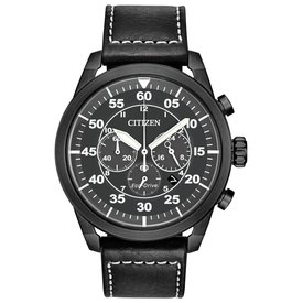 Citizen Avion Black