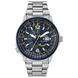 Citizen Promaster Blue Angels Nighthawk Stainless