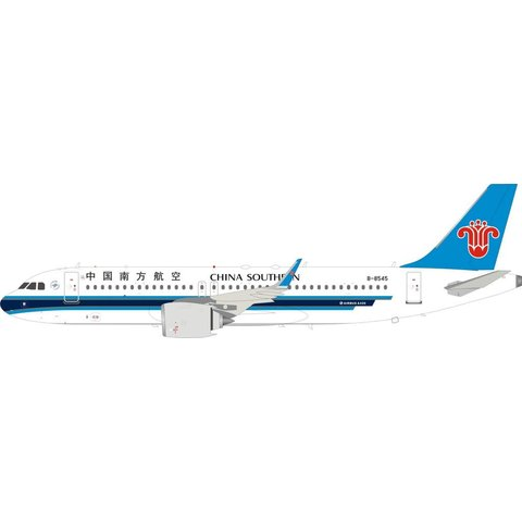 A320neo China Southern B-8545 1:200 with stand