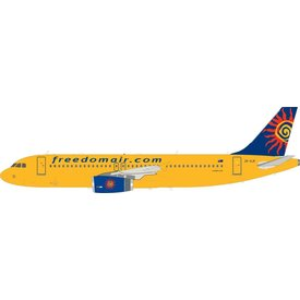 InFlight A320 Freedom Air ZK-OJK 1:200 with stand