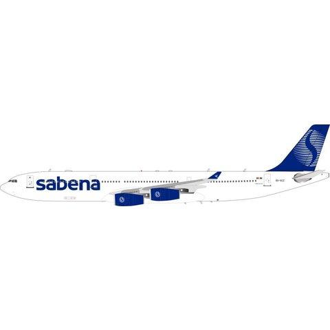 A340-300 Sabena Final Livery 1993 OO-SCZ 1:200