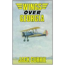 Crecy Publishing Wings Over Georgia softcover +NSI+