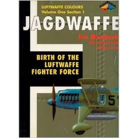 Classic Publications Jagdwaffe: Luftwaffe Colours: V.1.S.1: Birth softcover