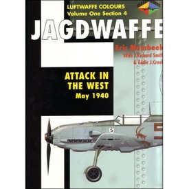 Classic Publications Jagdwaffe: Luftwaffe Colours: V.1S.4: Attack West SC