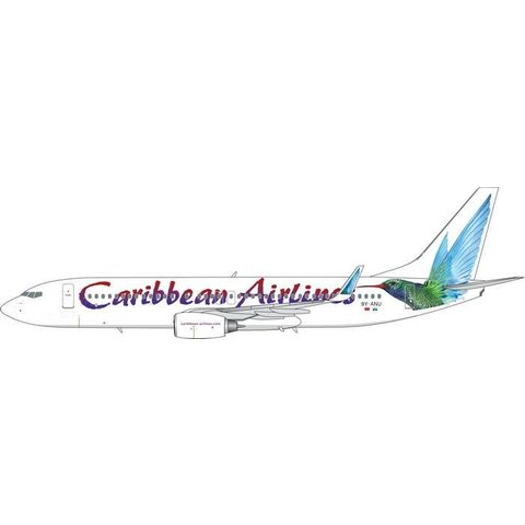 B737-800W Caribbean Hummingbird 9Y-ANU 1:400