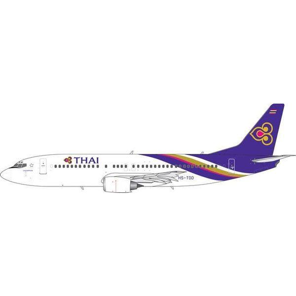 Phoenix B737-400 Thai Airways New Titles HS-TDD 1:400