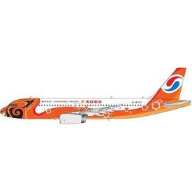 Phoenix A320 Chongqing Airlines MeiHao Chongqing B-6761 1:400