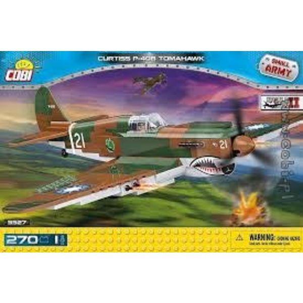 Cobi P40 Tomahawk USAAF Flying Tigers AVG China Cobi Historical Collection 270 pieces